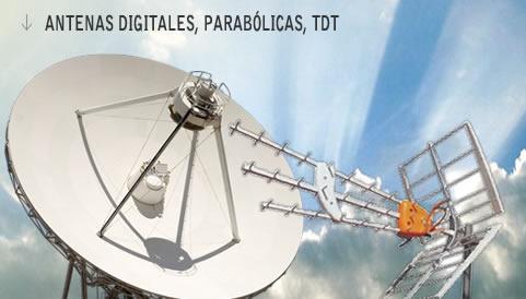 Antena tdt television instalacion reparacion antenas tdt - Precios de antenas de television ...